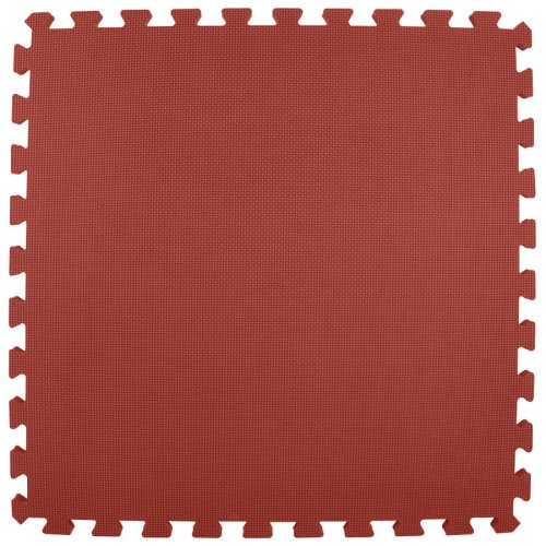 Cheap Greatmats Interlocking Foam Mat 2′ x 2′ x 5/8″ (Burgundy, 25 mats – 100SF – (each mat 24″x24″x5/8″))