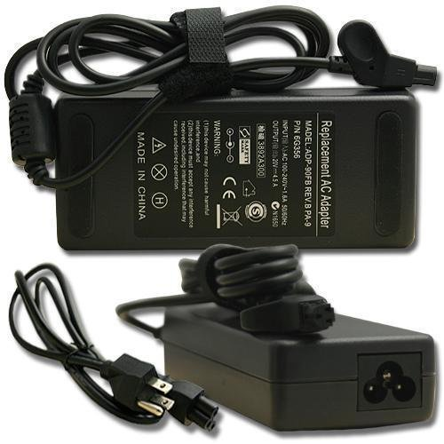 AC Adapter for Dell Latitude PA6 PA-6 9364U C600 C610 PP01L Series Power Charger
