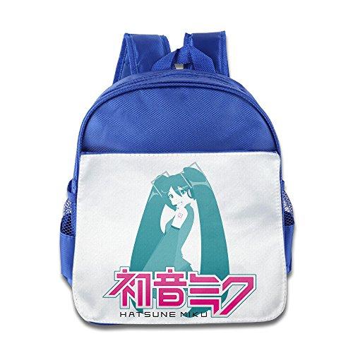 [MoMo Unisex Hatsune Miku Kids Lunch Bag For Little Kids] (Ign Batman Costume)