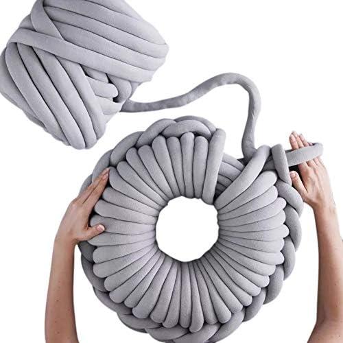 Cutogain Chunky Yarn,Super Chunky, Arm Knitting, Do It Yourself Blanket,Bulky, Soft,Super Chunky Yarn Arm Knitting Blanket Bulky Yarn Hand Knitting Do It Yourself Blanket