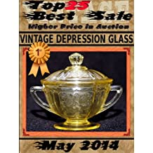 Top25 Best Sale - May 2014 - Vintage Depression Glass
