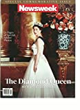 NEWSWEEK,SPECIAL COMMEMORATIVE ISSUE, 2012 (THE DIAMOND QUEEN 60 YEAR OF ELIZAB