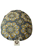The Nest Egg - Organic Travel Sized Pillow with Slipcover (Serendipity)