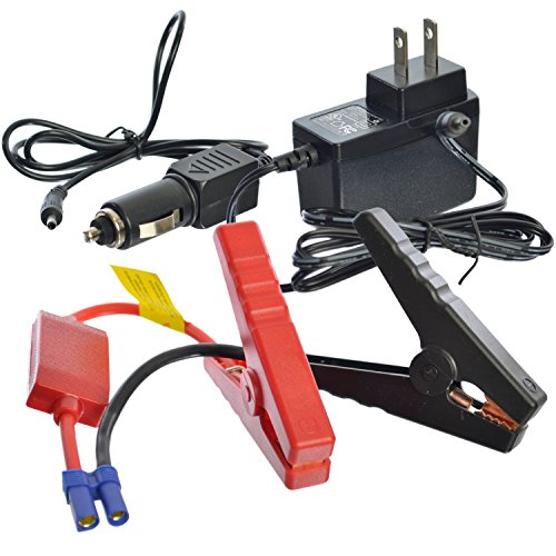 GOSO Car Battery Charger Jump Starter 12,800 mAh 400A Power-Bank
