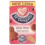 McDougalls Plain Flour 1.25kg - Pack of 2