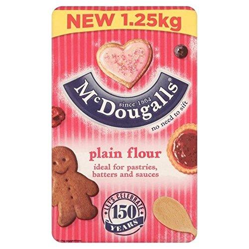 McDougalls Plain Flour 1.25kg