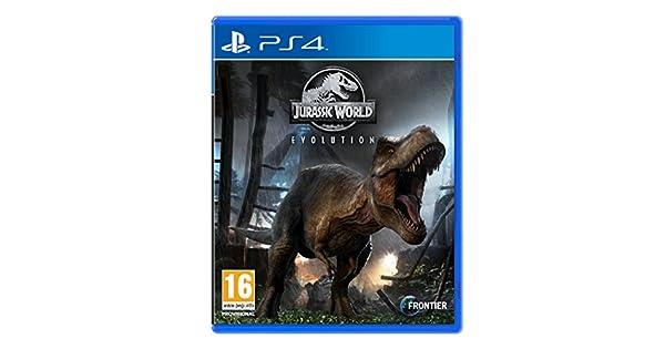 Jurassic World Evolution - PlayStation 4 [Importación italiana ...