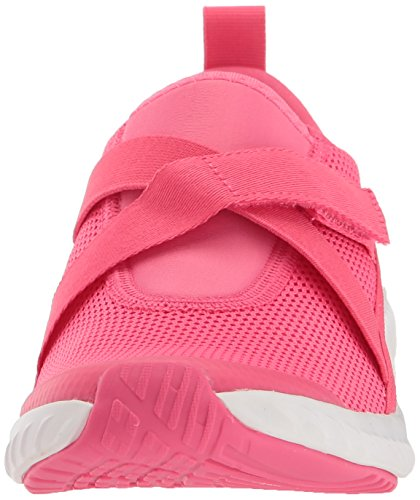adidas Girls' Fortarun, Chalk Blue/Aero Pink/White, 10.5 M US Little Kid by adidas (Image #4)