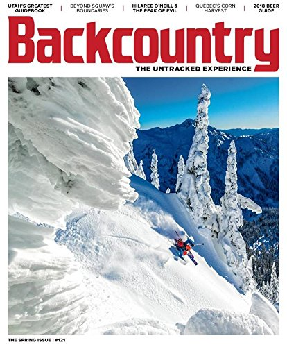 Large Product Image of Backcountry Magazine
