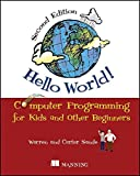 SUMMARY          A gentle but thorough introduction to the world of computer programming, it is written in language a 12-year-old can follow, but anyone who wants to learn how to program a computer can use it. Even adults. Written by W...