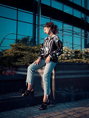 Boho Style Dress - Camisas - para mujer