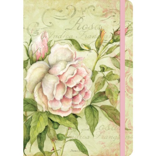Lang Rose Classic Journal by Susan Winget, 192 Pages (1009503)