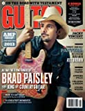 Guitar World Magazine May 2013 Brad Paisley The King of Country Guitar, Children of Bodom, On the Road With Testament, 4 Songs Guitar & Bass Tabs Pantera Drag The Water, CSN&Y 4+20, Alice In Chains Would? and More