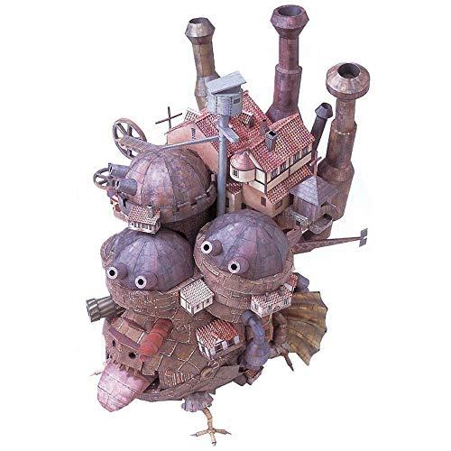 Amazon.com: Puzzle 3D 2018 Hayao Miyazaki s Howl Moving ...