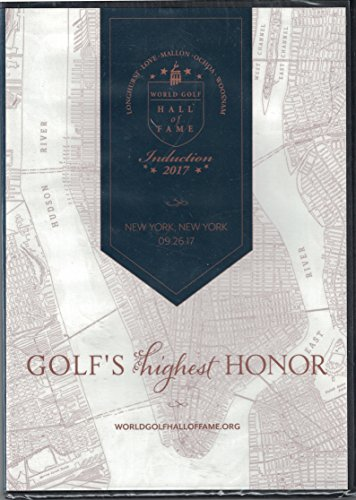 World Golf Hall Of Fame - 2017 World Golf Hall of Fame Induction Ceremony