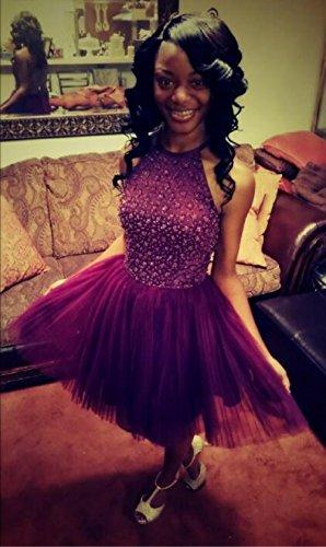 Aiyana Rueckenfrei Kleid Mini Rock Knielänge Prom Kleid Elegantes ...