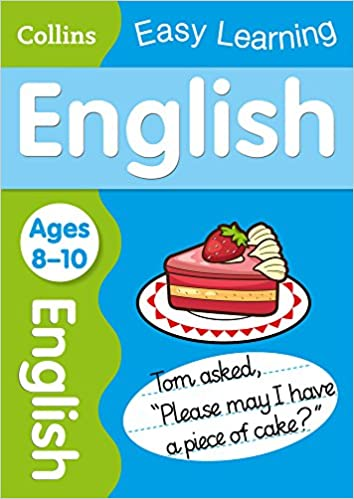 Book English Ages 8-10 (Collins Easy Learning KS2)