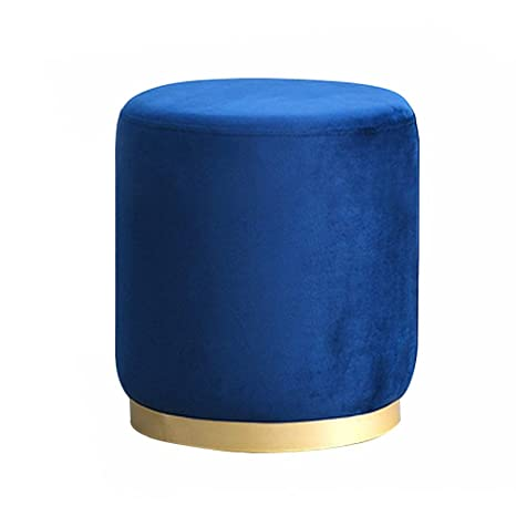 Surprising Calyvina Small Round Ottoman Foot Rest Stackable Ottomans Andrewgaddart Wooden Chair Designs For Living Room Andrewgaddartcom