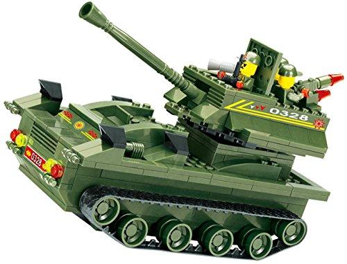 Super Military World Tank 238pcs building blocks toy play
