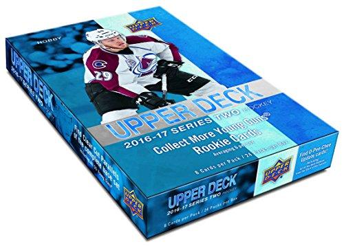 2016-17-upper-deck-series-2-hockey-hobby-box