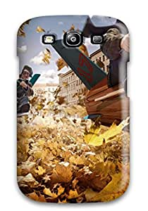 Protection Case For Galaxy S3 / Case Cover For Galaxy(manipulation)