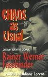 Chaos as Usual, Herbert Gehr, 1557833591