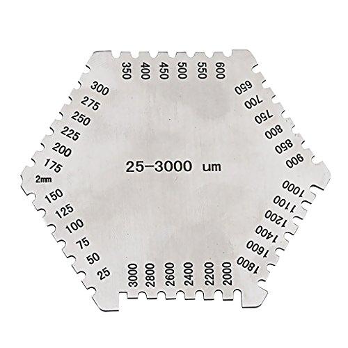wet film comb - 7