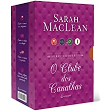 Box Série o Clube dos Canalhas, Sarah Maclean