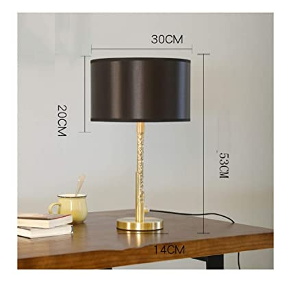Amazon.com: PPWAN Table Lamp Creative Living Room Study ...