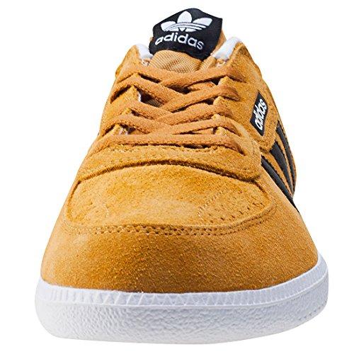 adidas Leonero, Zapatillas de Skateboarding para Hombre Marron