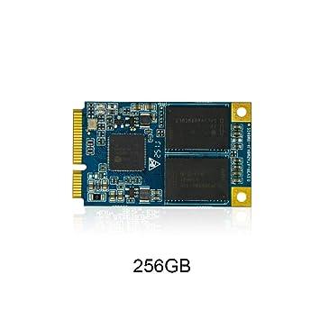 SSD SSD de 256 GB unidad de estado sólido MSATA Interfaz de disco ...