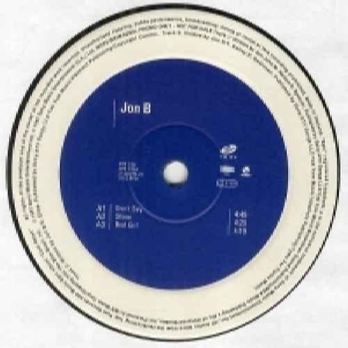 jon b cool relax - 3