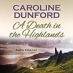 A Death in the Highlands | Caroline Dunford