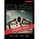Connect with Smartbook Access Card for Fit and Well