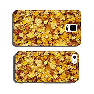 autumn leaves cell phone cover case Samsung S6