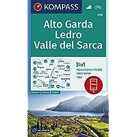 Alto Garda, Ledro, Valle del Sarca 1:25 000