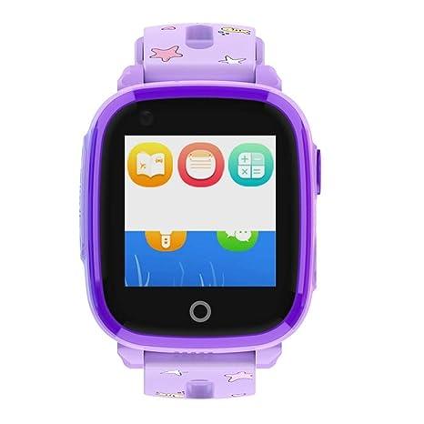 Amazon.com: Reloj inteligente 4G para niños y estudiantes ...