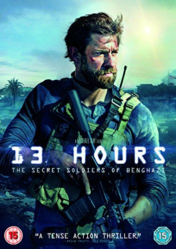 13 Hours [DVD] [2016]