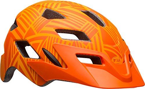 Except Tri Glide - Bell Sidetrack Youth Bike Helmet - Matte Tang/Orange Seeker - UY (50-57 cm)