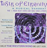 : Taste of Eternity: Musical Shabbat 1