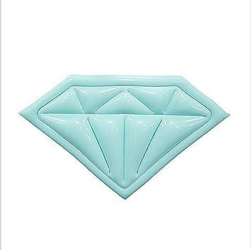 LILINA Inflables Diamante Flota PVC Inflables Adultos Ollas De ...