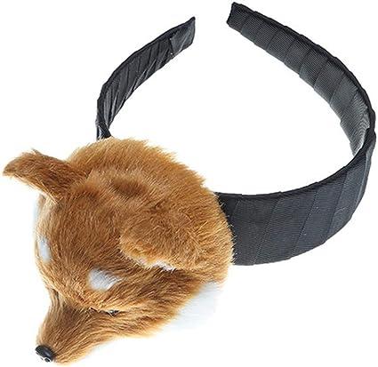 Ram Horns Hairpins Hair Clips Headband Cosplay Halloween Christmas Present