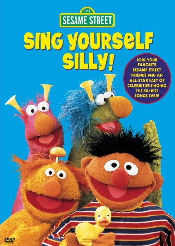 Sesame Street: Sing Yourself Silly! [VHS] by Sesame Street