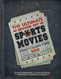 img - for The Ultimate Book of Sports Movies - Hallmark Gift Book 2191 book / textbook / text book