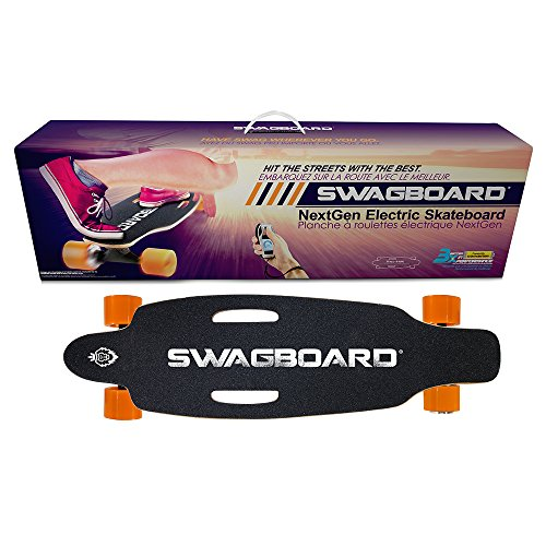 SWAGTRON Swagskate Classic NG-1 Youth Electric Longboard UL 2272 Certified V2