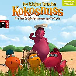 Picknick mit Adele / Volltreffer / Die Fressfalle / Einmal und nie wieder (Der Kleine Drache Kokosnuss - Hörspiel zur Serie 2)