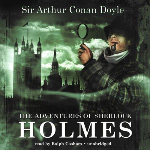 Bargain Audio Book - Sherlock Holmes