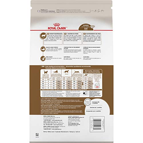 Royal Canin Appetite Control Spayed/Neutered 12+ Dry Adult Cat Food, 7 lb. bag