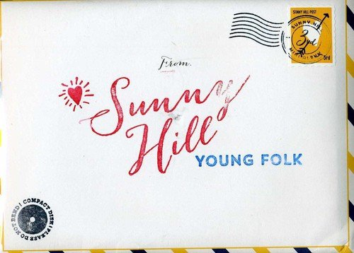 CD : Sunny Hill - Young Folk (Extended Play)