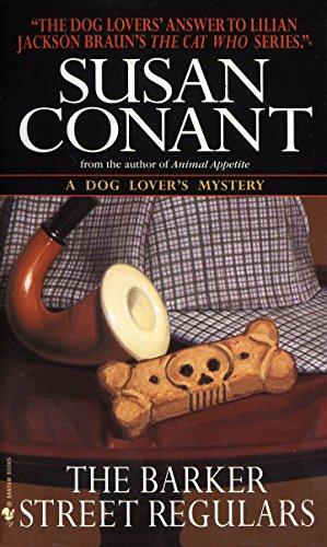 The Barker Street Regulars (A Dog Lover's Mystery)
